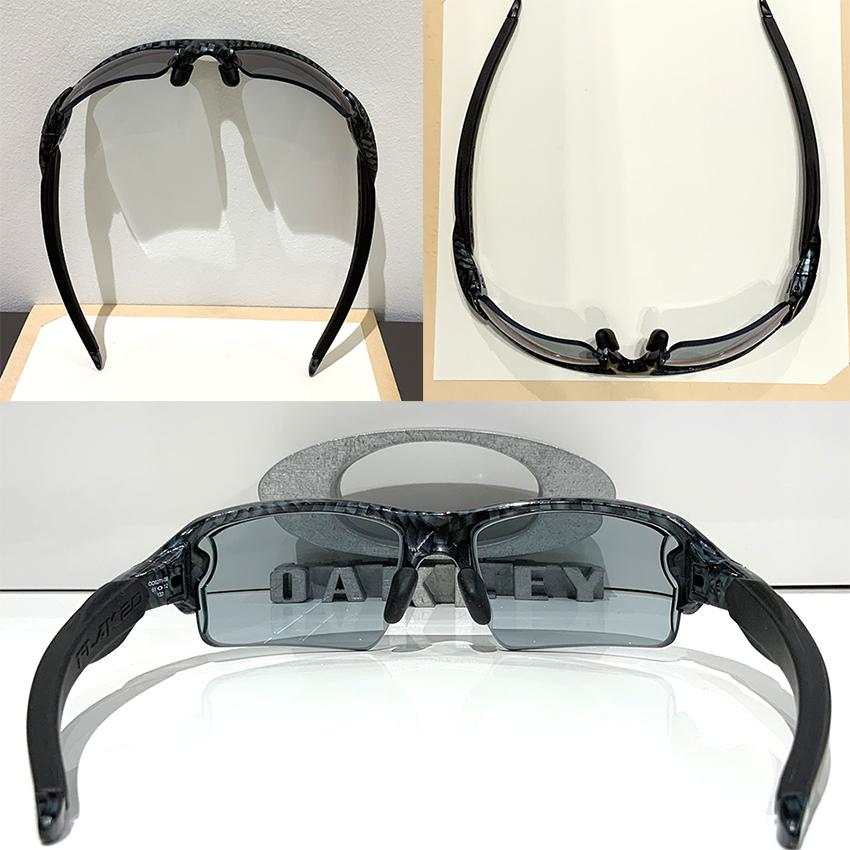 オークリー度付きサングラス